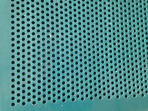 Plastic Perforated Ceiling Tile
