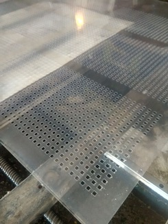 Perforated Pvc Sheet Supplier