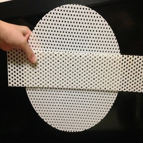 professional perforated plastic sheet supplier